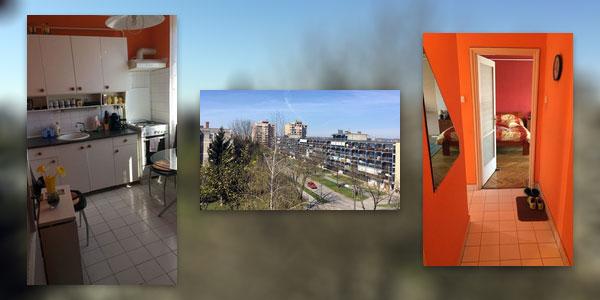 2-х комнатная квартира в Нодьканидже (55 кв.метра). Цена - 29.000 евро