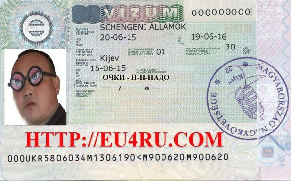 Виза D для въезда и получения ВНЖ Венгрии