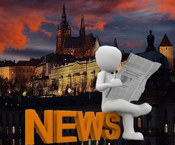 Новости из Чехии