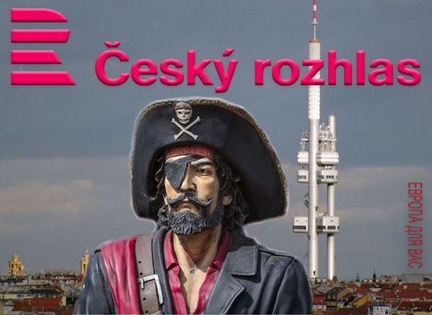 Пираты из чешского радио хотят получить ваши деньги!