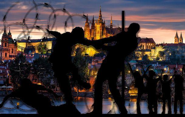 Каждое третье прошение об убежище в Чехии подают граждане Украины
