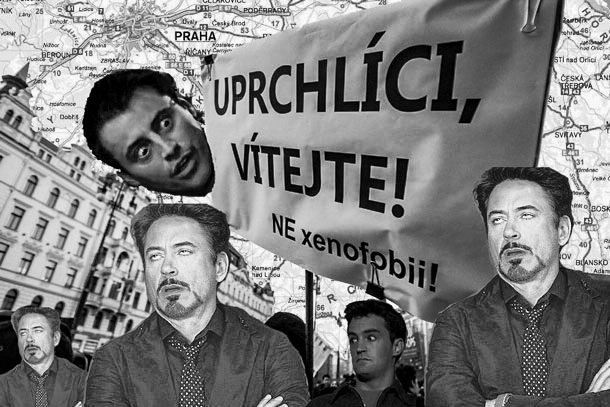 Всё меньше чехов поддерживают политику Брюсселя по решению миграционного кризиса